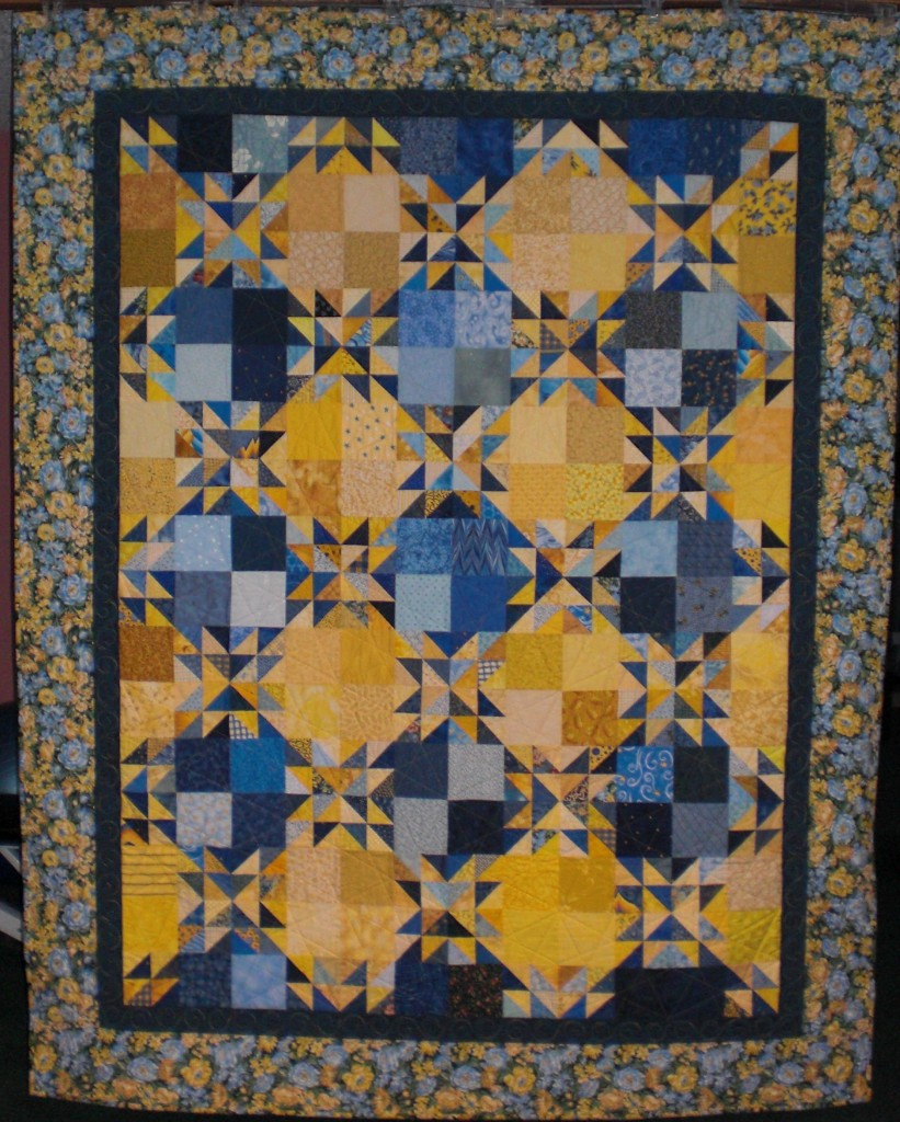 Another Bucket List Quilt