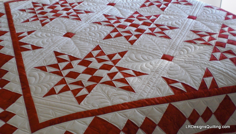Celia's Red White Challenge – Christmas Stars 5 | : red and white quilts - Adamdwight.com