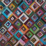 Drew and Abby's Wedding quilt 1