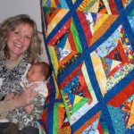 Jordy's Tummy Time quilt 4