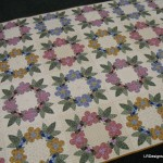 Margie's Cheater Quilt 1