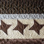 Mary's Star Sampler Quilt 7