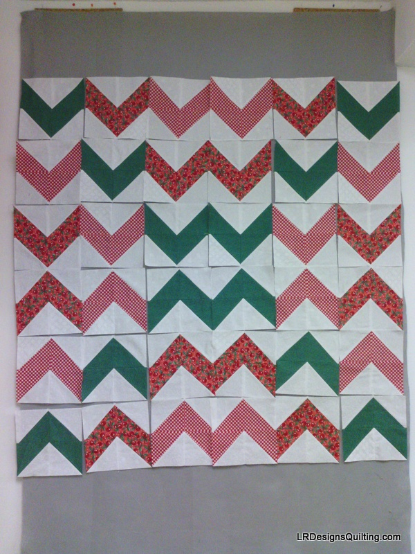 Ugly Fabric Challenge L R Designs Quilting