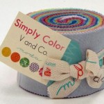 simply color jelly roll