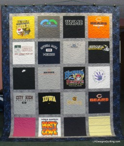20 t-shirts narrow frames and border