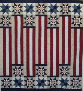 Mary's Quilt of Valor