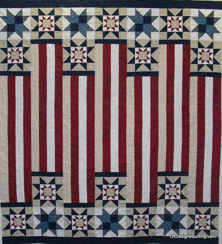 Quilt Patterns For Quilts Of Valor : Quilt of Valor