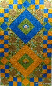 Monkey Quilt