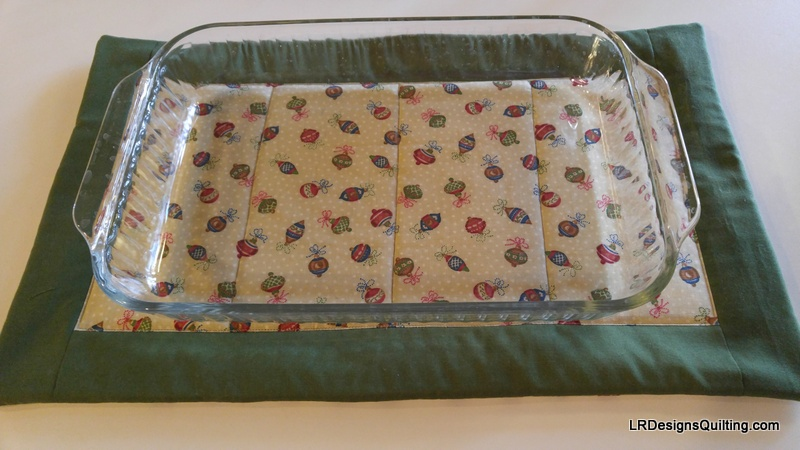 Hot pad table runner